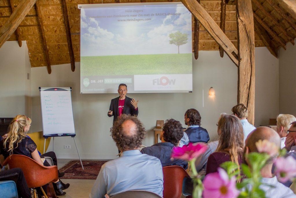 Creatief Sparren met Dr. Jef van den Hout, Hein Zegers, Matthijs Steeneveld en Frank Schreibers